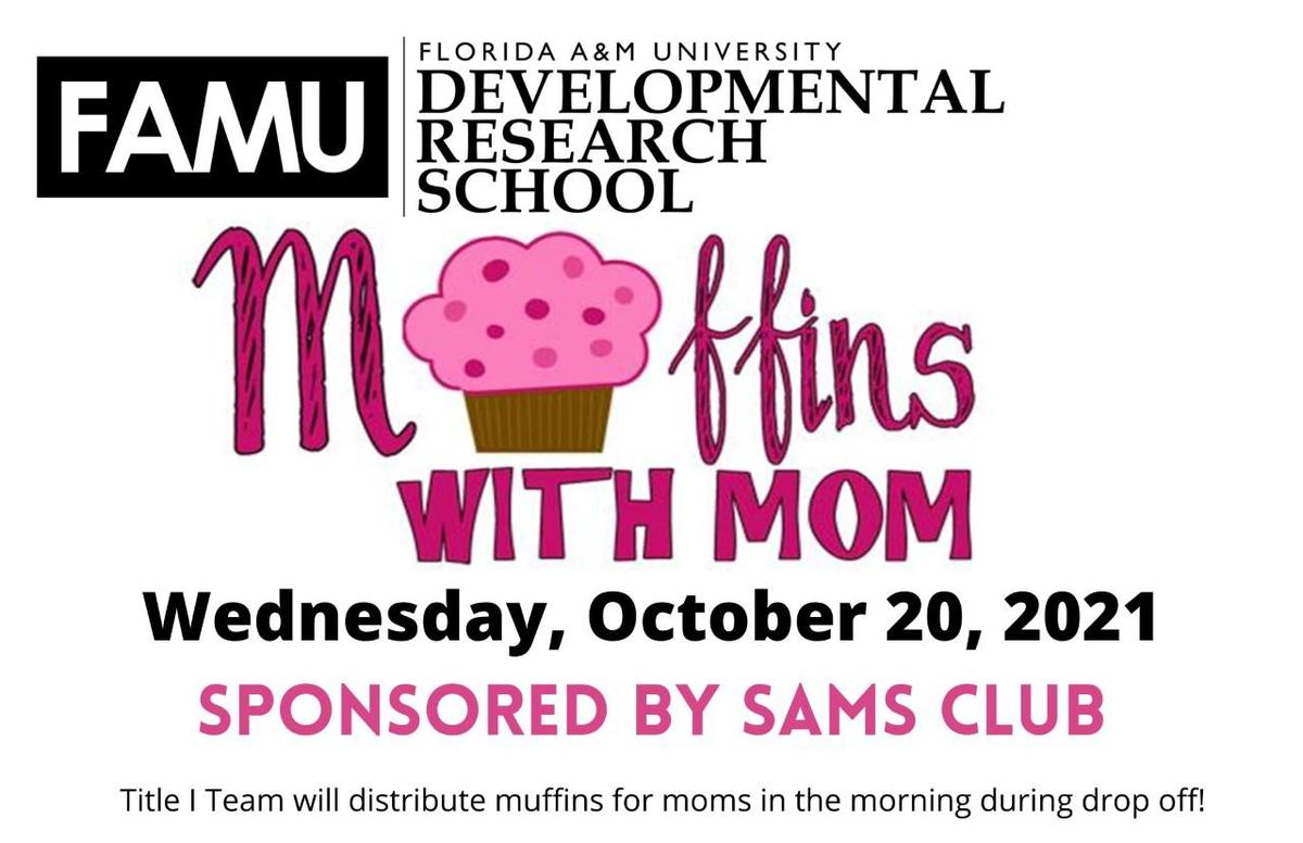 Muffins with Moms Graphic
