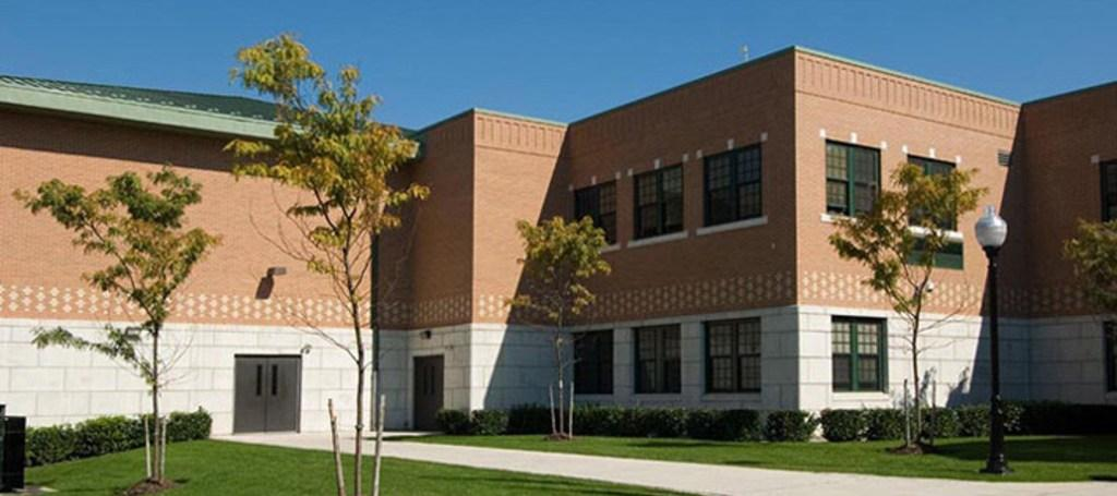 jose marti freshman academy front facade