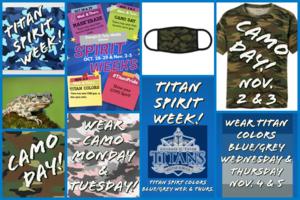 Titan Spirit Week