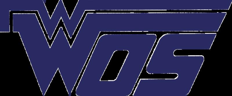 Flying WOS school logo