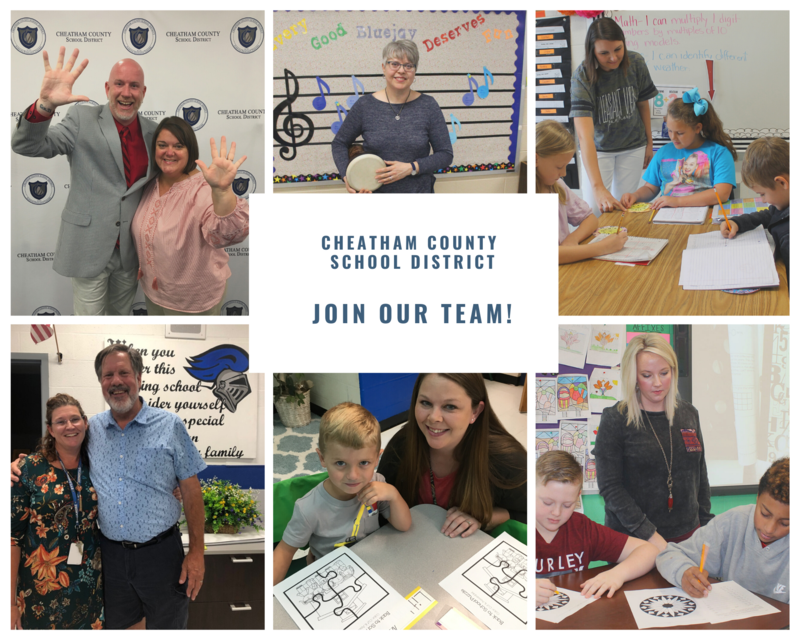 Join the Cheatham County School District team