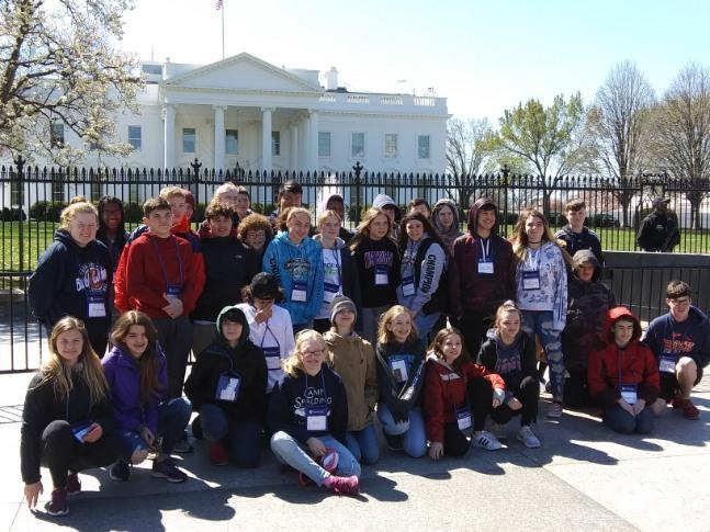 8th grade Students in Washington DC Thumbnail Image