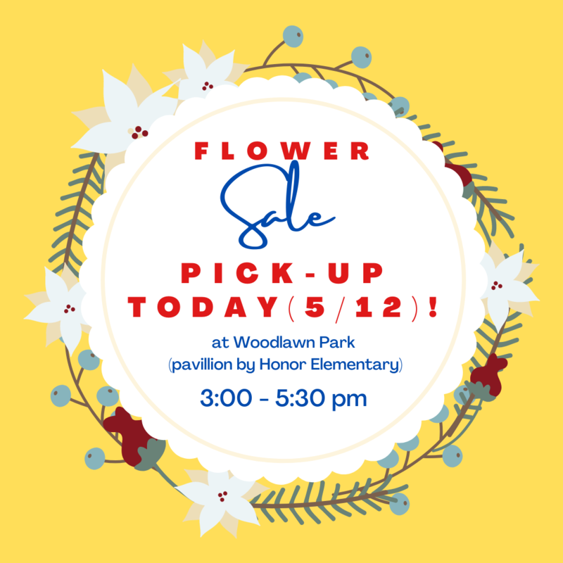 PTO Flower Sale Pick Up! Featured Photo
