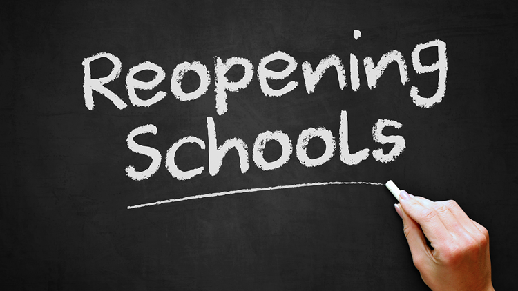 Varnett schools and offices will reopen on Wednesday, September 15, 2021 Featured Photo