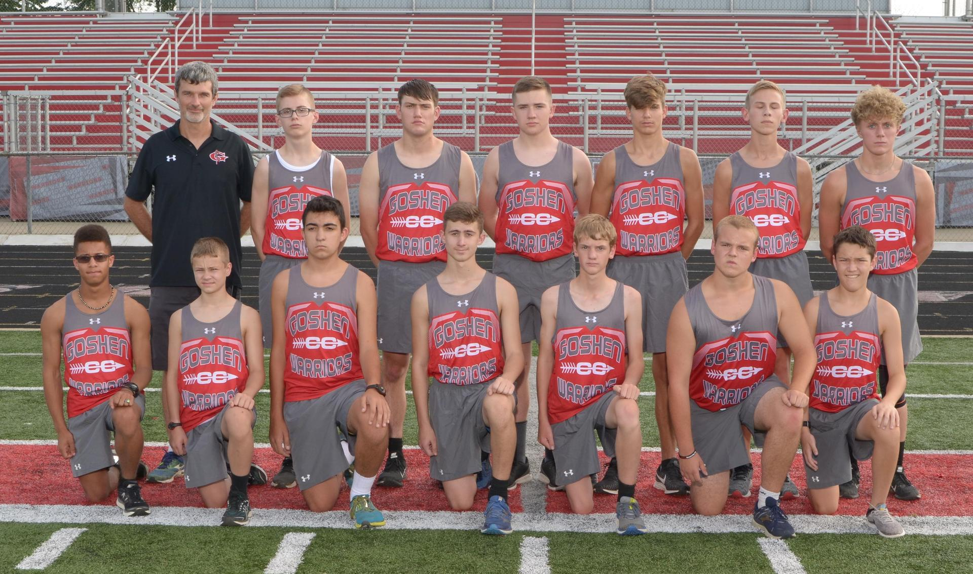Warrior Cross Country