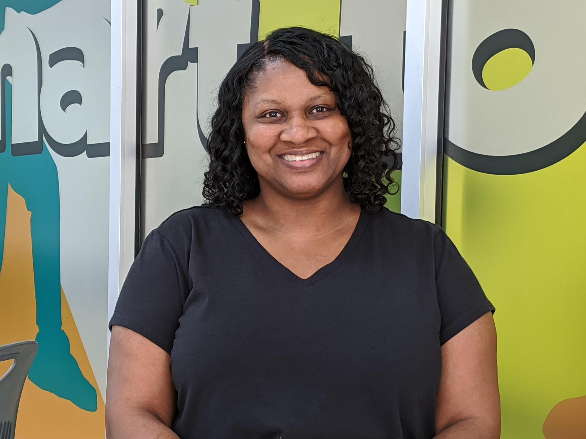 Ms. Johnson - Teacher
