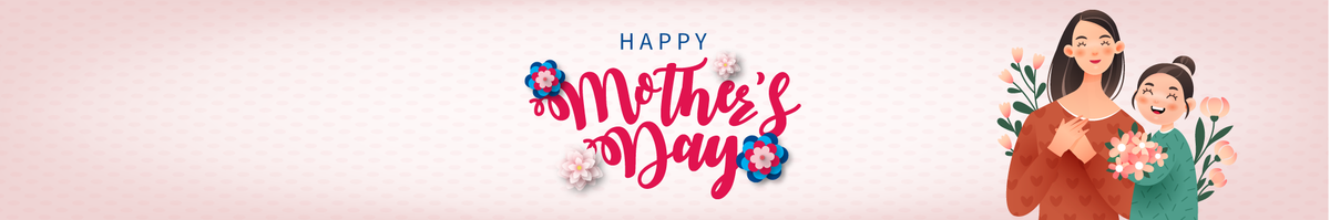 MOTHER'S DAY HEADER