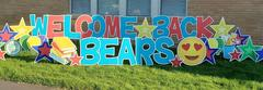 Welcome back bears!