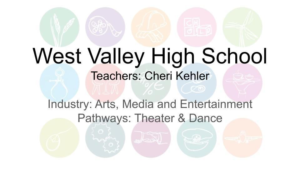 West Valley High Theater & Dance