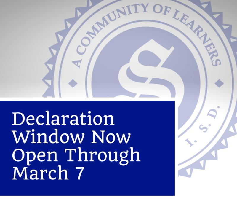Declaration window open for last 9 weeks Featured Photo