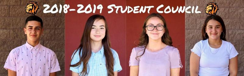 Congratulations to our 2018/2019 Student Council Members! Thumbnail Image