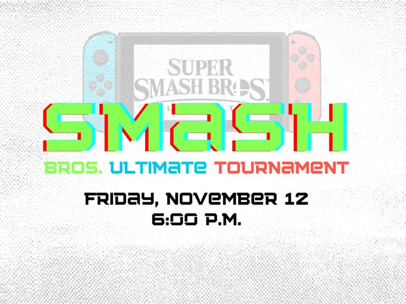 Smash Tournament Poster