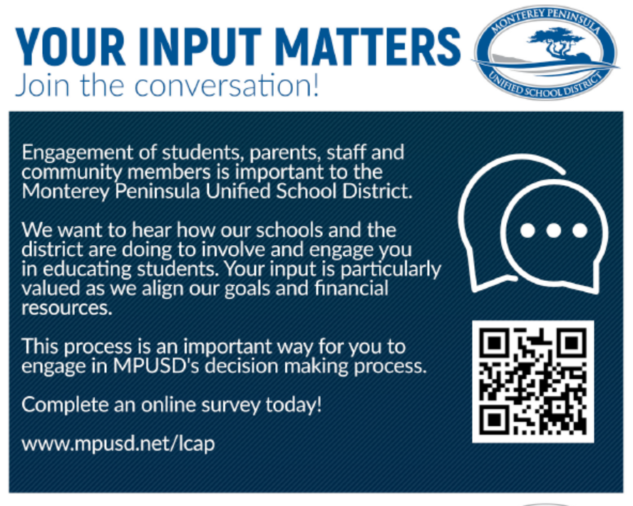 Your Input Matters. Complete an online survey and tell us how you would like us to align our goals and financial resources.