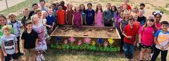 2nd grade Gardeners