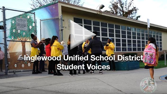IUSD Student Voices video