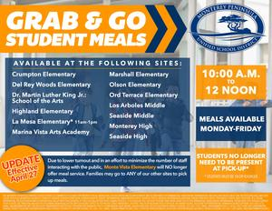 Grab & Go Meals (English)