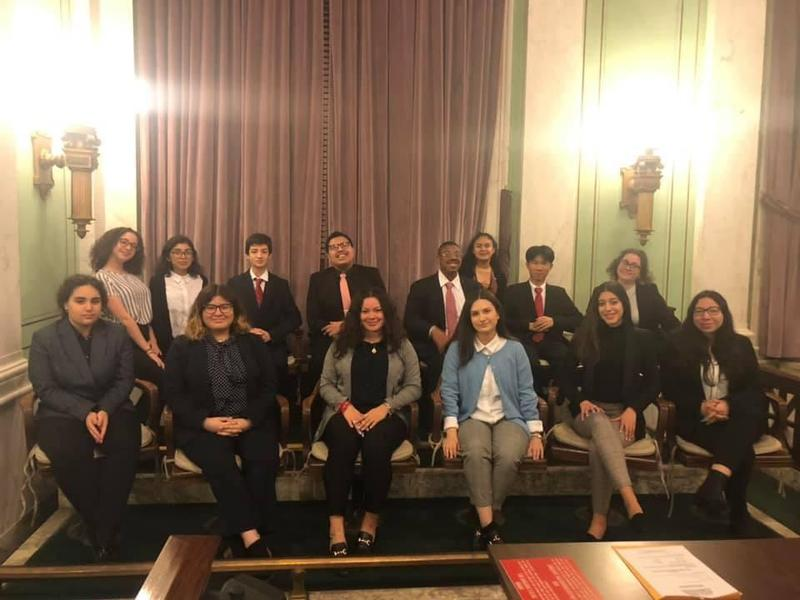 2019 Hudson County Mock Trial Champion