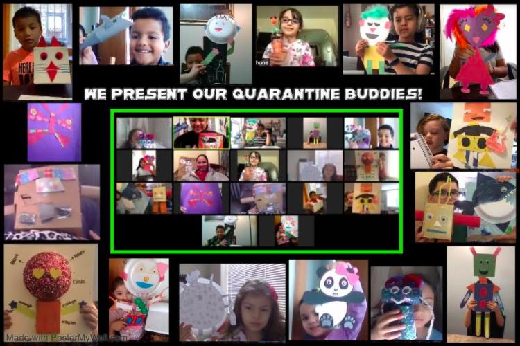 quarantine buddy zoom