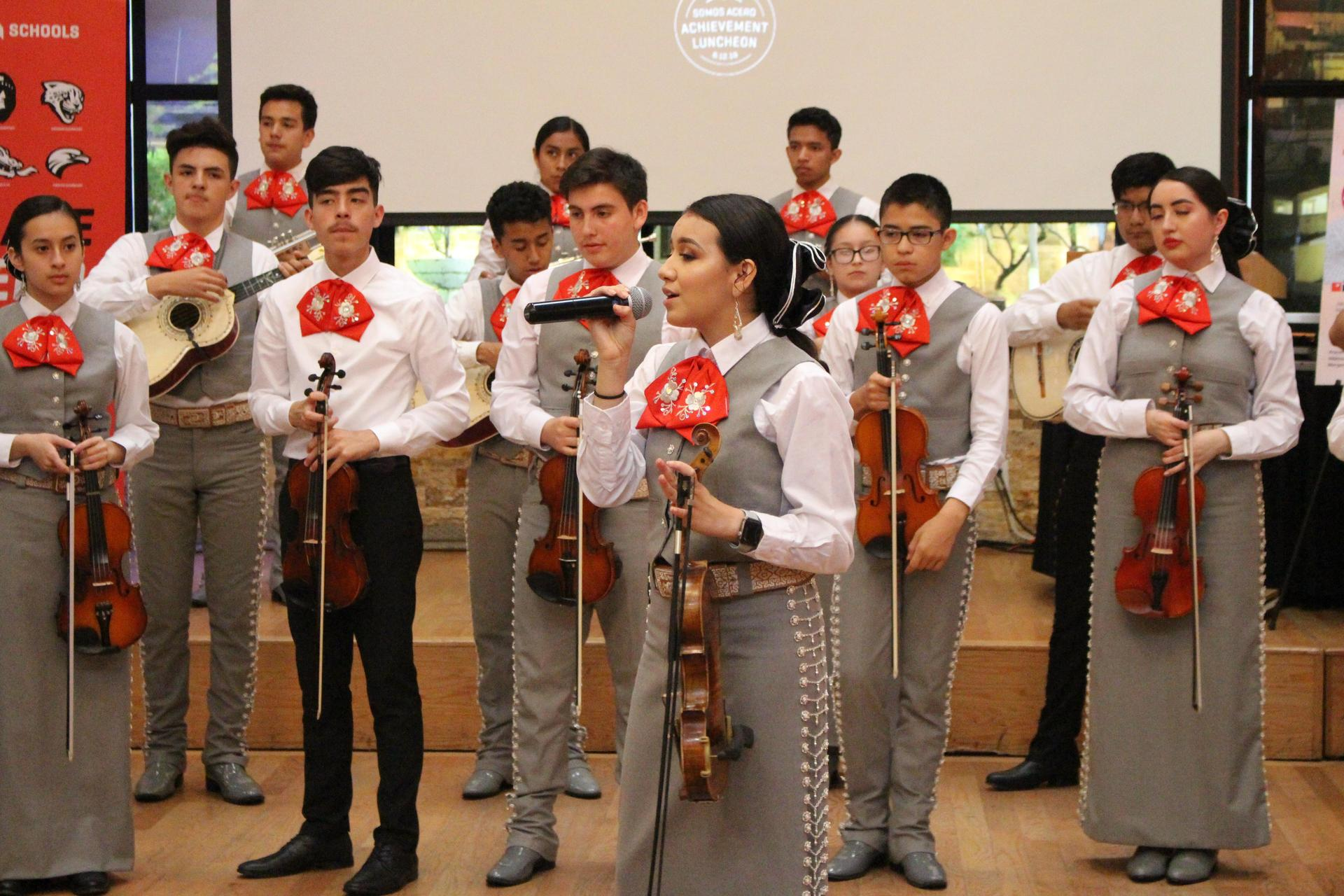 mariachi group