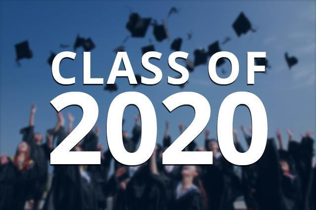 Image saying class of 2020