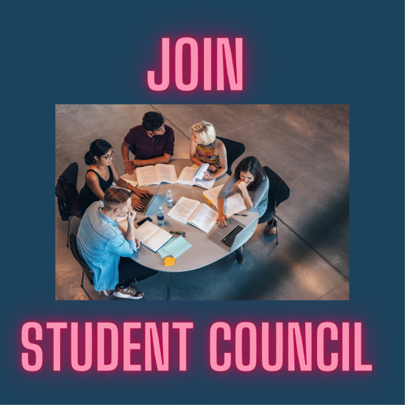 Join Student Council Thumbnail Image