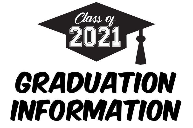 Graduation 2021 Information Thumbnail Image