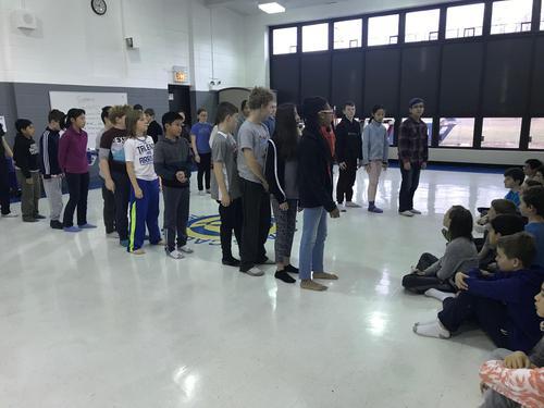 6th Grade Peforming