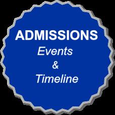 admissions CTA