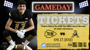 Game Day Ticket Info