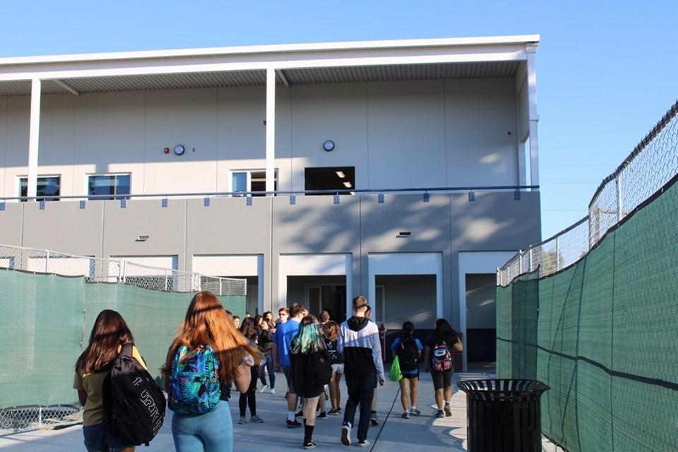 News: Branham High School Kicks off New School Year with New Classroom Building