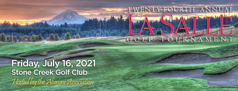 Golf Tournament STD graphic