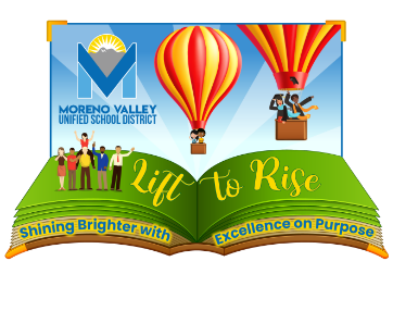 Lift to Rise District Logo for 2019-2020