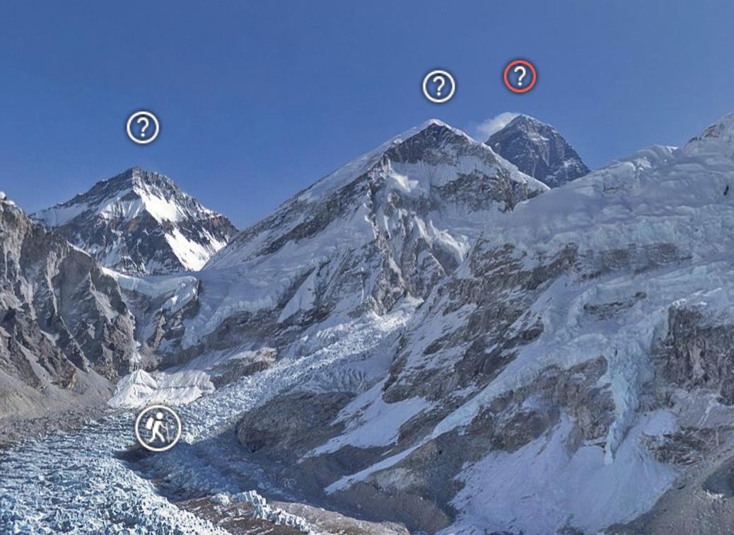 Photo: Mt. Everest image
