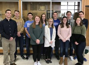 CHS Students Named Illinois State Scholars