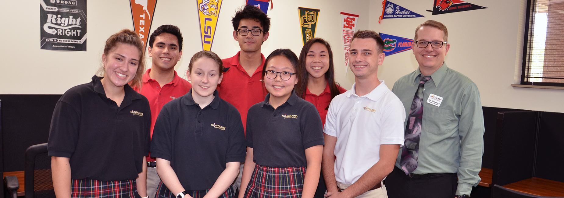 HS AP students