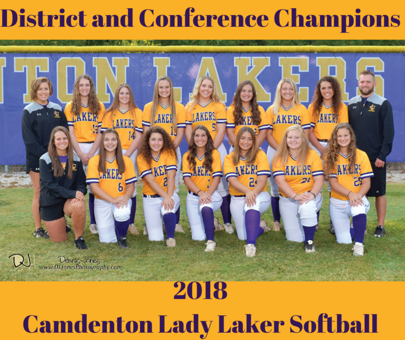 Softball - District & Conference Champions Featured Photo