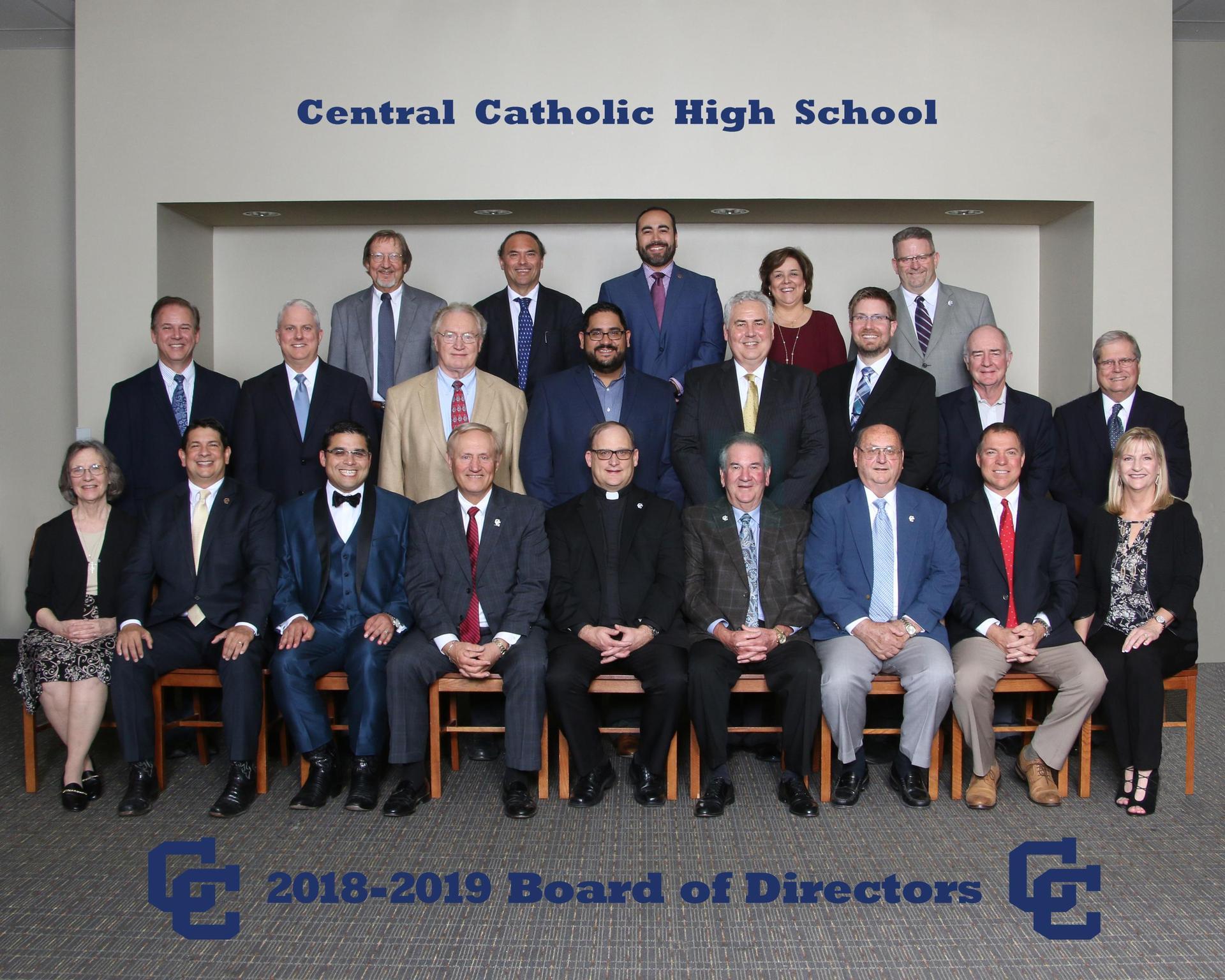2018-2019 Board of Directors