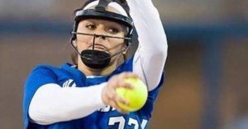 Michaela Hobson Allstate Athlete of the Week