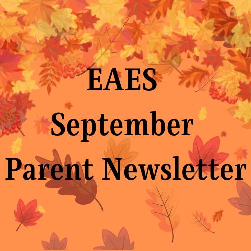 September Parent Newsletter Featured Photo