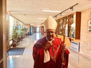 Bishop Cote