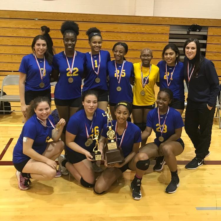 Girls' Varsity Volleyball Captures CPC Conference Championship Featured Photo