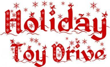 Holiday Toy and Book Drive Thumbnail Image