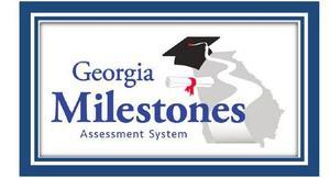 Georgia Milestones Testing Clipart.JPG