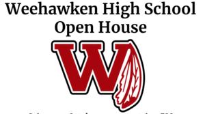 Weehawken High School Open House
