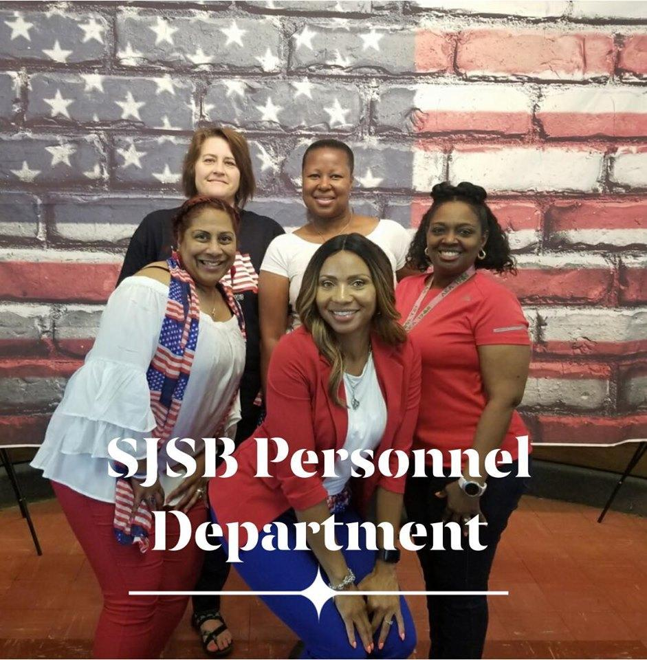 SJSB Personnel Department