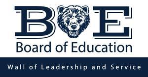 MACS BOE Wall of Leadership and Service