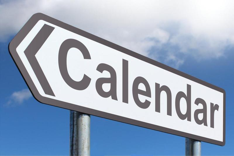 2018-2019 Summary Calendar Thumbnail Image