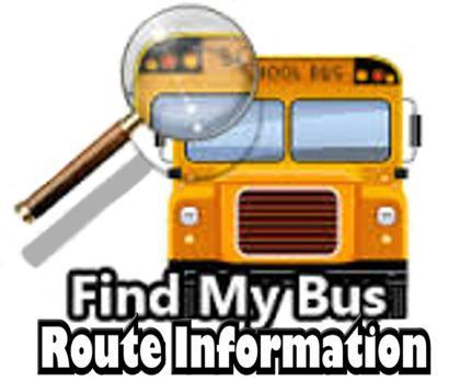 Bus route information