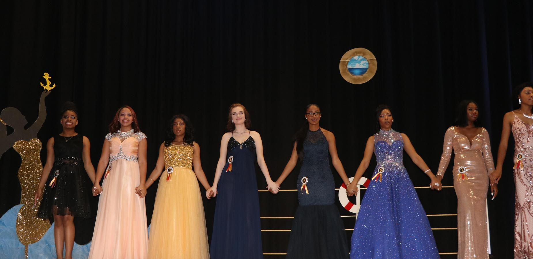 Pageant Participants