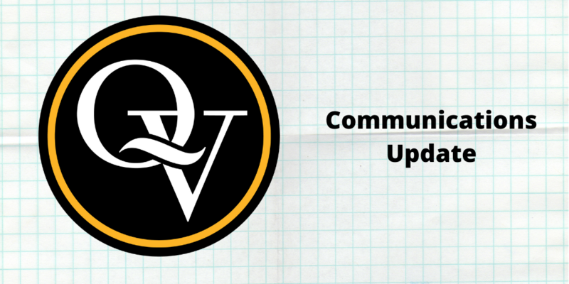 Communications Update